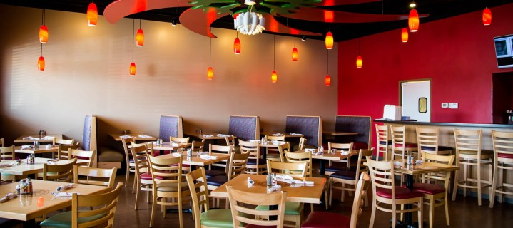 Dining Room at Bangkok Peppers – Grand Blanc